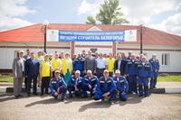 Каменщики Корпорации ЖБК-1 - призёры конкурса «Лучший строитель Белогорья – 201